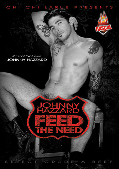 Johnny Hazzard: Feed The Need cover