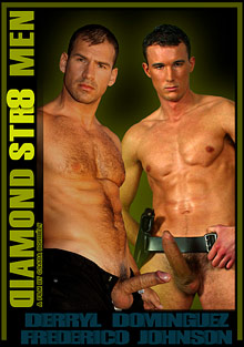 Diamond STR8 Men: Derryl Dominguez Frederico Johnson