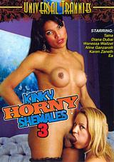 Kinky Horny Shemales 3