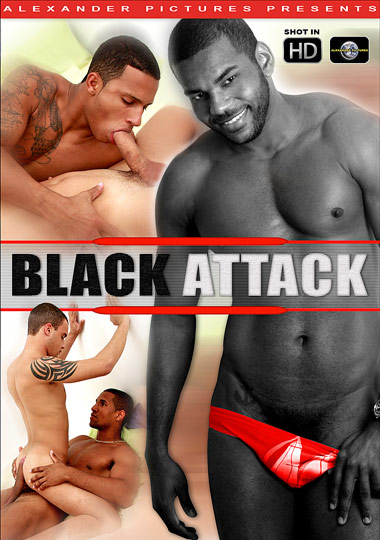 Black Attack cover