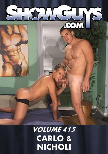 ShowGuys 415: Carlo And Nicholi cover