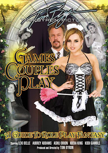 Games Couples Play cover