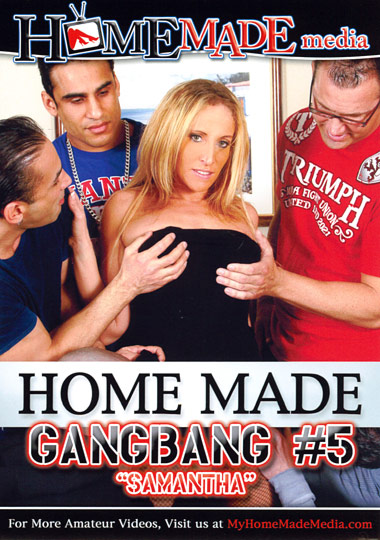 Home Made Gangbang 5: Samantha cover