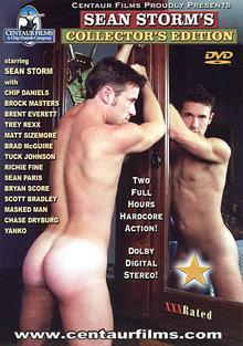Gay Reality Porn : Sean Storms Collectors Edition!