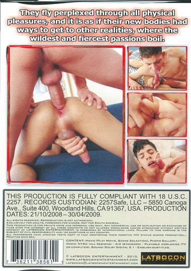 Flesh Lust Cover 2