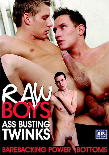 Ass Busting Twinks Cover Front
