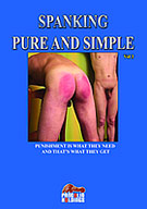 Five scenes of hot twink spanking. The four lads get a taste of the paddle, the tawse, the belt and the cat. These are tough lads and no matter what happends they stay the course. Pure spankning and nothing else for these guys.
