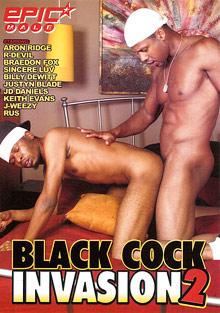 Black Cock Invasion 2