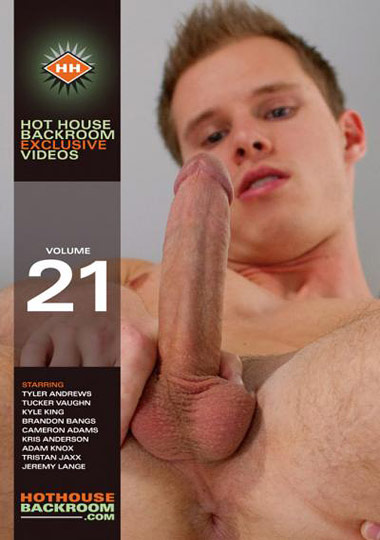 Hot House Backroom Exclusive Videos 21 cover