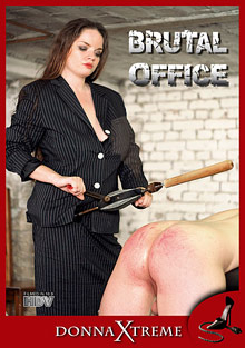 Brutal Office cover