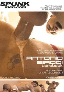 Antonio Biaggi Bareback cover