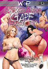 Mom's Anal Gape Factory