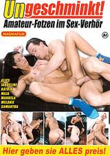 Ungeschminkt Amateur-Fotzen Im Sex-Verhor Xvideos