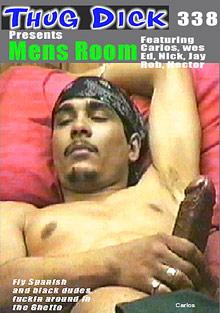 Thug Dick 338: Mens Room