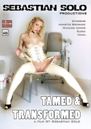 Tamed And Transformed cover
