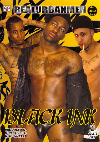 Black Ink cover