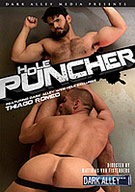 The world's foremost and freaktastic Fister is back in Hole Puncher. Join superstud Matthias Von Fistenberg, in his freshest collection of hardcore fist-fucking, hole-pumping action scenes to date. Follow him on the prowl in Europe, seeking out a serious Hole Puncher, a real power fist pig that will slake his thirst, as well as his talented protege Thiago Romero. Four sizzling scenes, six ripe studs, punching holes and makin 'em cry.