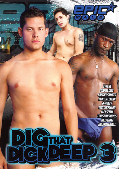 Dig That Dick Deep 3 cover