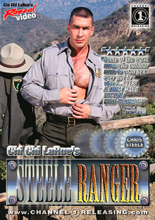 Steele Ranger cover