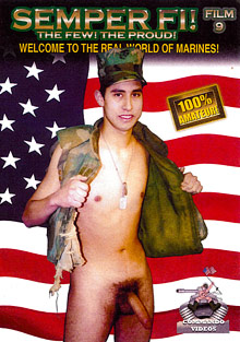 Gay Military Soldiers : Semper Fi 9: the several The Proud!