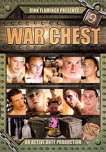 Gay Reality Porn : War Chest 9!
