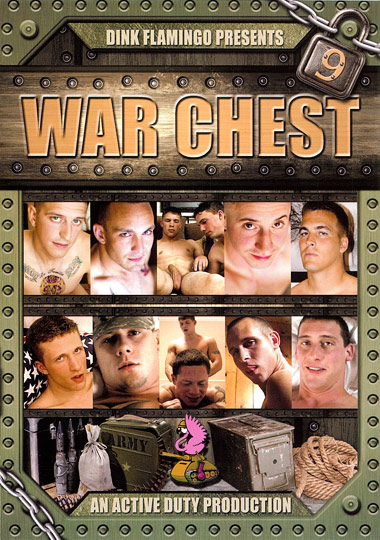 War Chest 9 cover