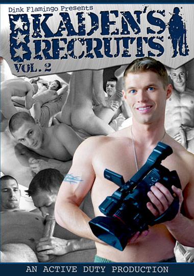 Kaden's Recruits 2 cover