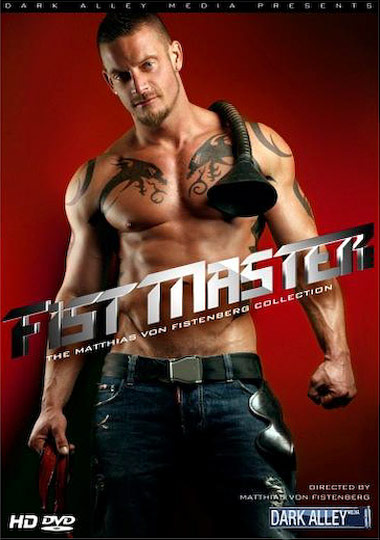 Fist Master cover