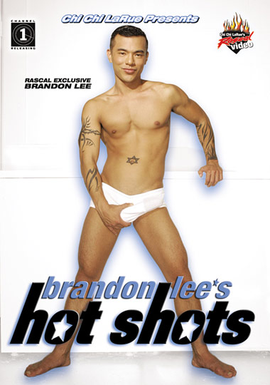 Brandon Lee's Hot Shots cover