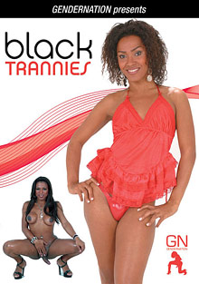 Trannies Black 8