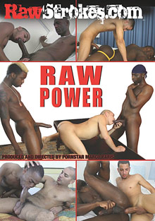 Raw Power cover