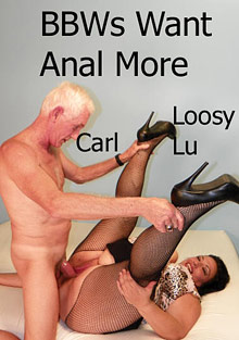BBW's Want Anal More
