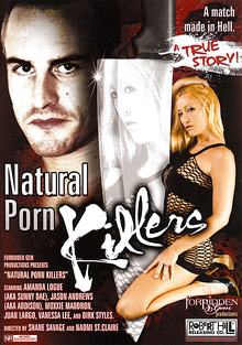 Natural Porn Killers cover