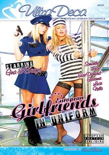 European Girlfriends In Uniform
