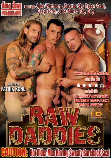 Raw Daddies cover
