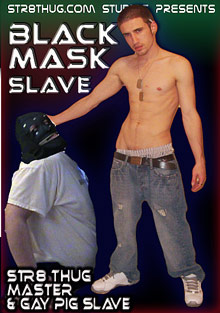 Gay Foots : Black Mask pet!