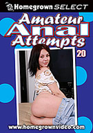 Amateur Anal Attempts 20