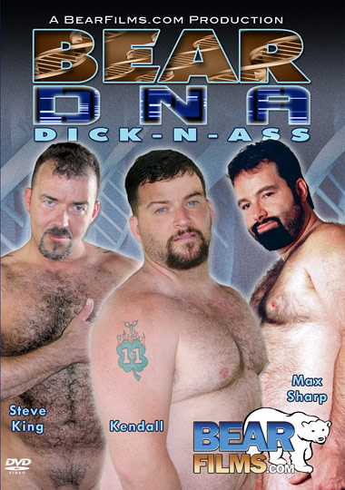 Bear DNA Dick-N-Ass cover