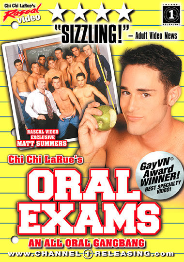 Oral Exams Cover Front