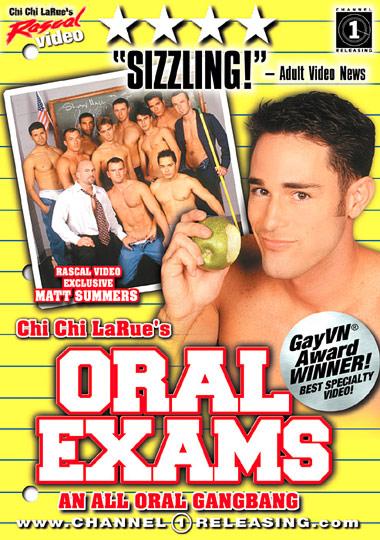 Oral Exams Cover 1