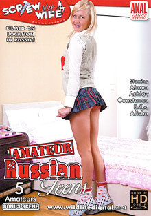 Amateur Russian Teens 5 cover