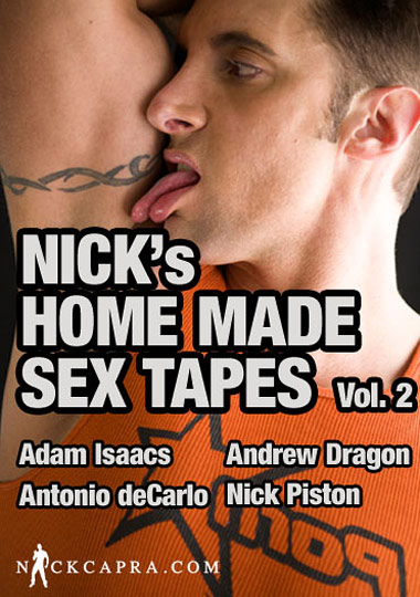 Nick's Home Made Sex Tapes 2 cover