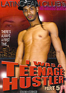 Nineteen year old Snoop Ghost had to make money fast - the answer was hanging between his legs - A Huge Moneymaker!