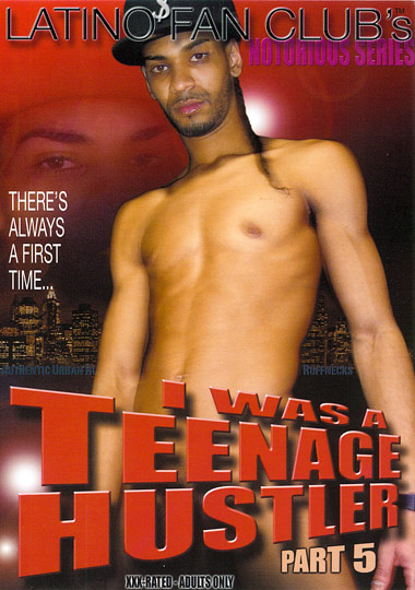 I Was A Teenage Hustler 5 cover