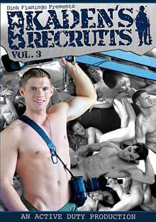 Kaden's Recruits 3 cover