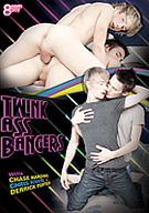 Get ready for a skin slapping, butt ramming good time with nine of our sex-starved fresh twinks. Red hot stars like Chase Harding and Chris Riverz get their cocks wet with barely 18 new-cummers, Bradley Spade and the sexy, smooth bonde, Derrick Porter. Twink Ass Bangers is 6 scenes of cheek pounding, dick digging, ass bangin fun.