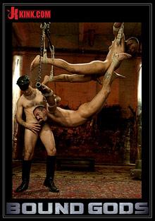 Gay Spanking Boys : Bound Gods!