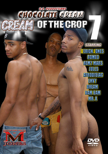 Cream Of The Crop 7 cover