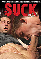 Check out the hottest hunks from Treasure Island Media's TIMSuck the first volume! Tons of scenes featuring the thirstiest cocksuckers around. You won't want to miss this!