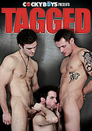 Two are better than one - that's what getting tagged is all about. Cocky Boys' best threeways combine in this hot movie that'll have you creaming your pants right off!